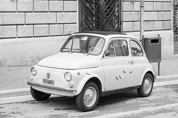 Klassischer Fiat 500 von Aukelien Philips