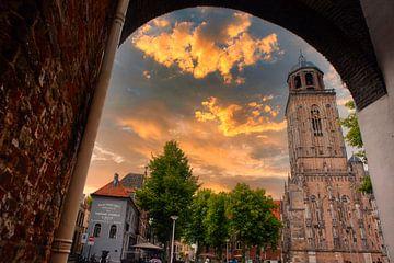 De Lebuinuskerk van Peter Heins