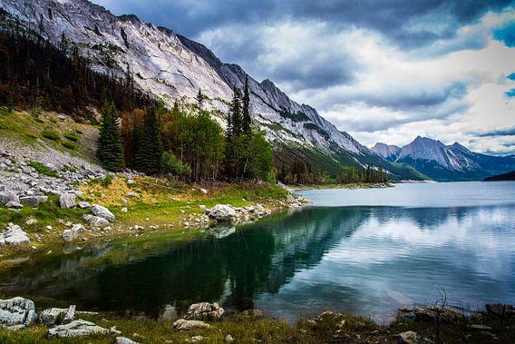 Mooi meer van Arjan van Roon