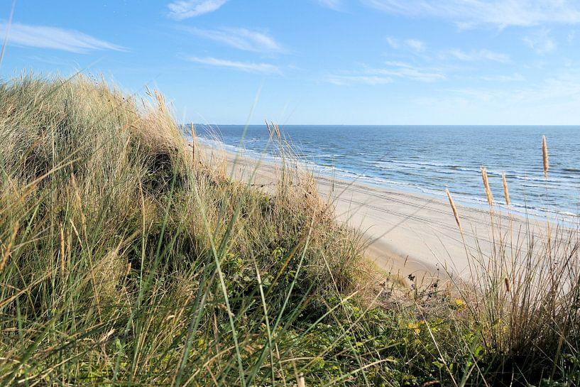 Noordzee Strand van Erik Reijnders