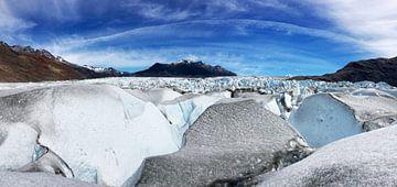 Gletsjer  sur Paul Riedstra