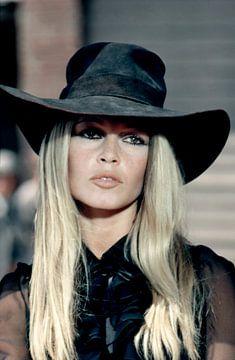Brigitte Bardot, Les Petroleuse (1971) van Bridgeman Images