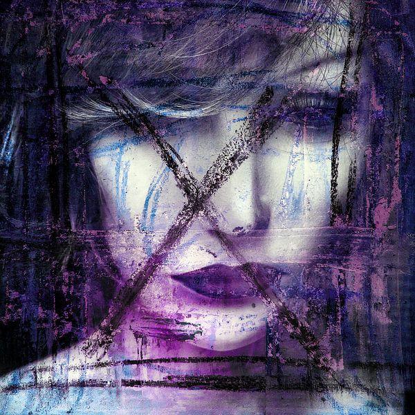 X-woman van Gabi Hampe