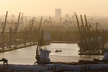 Merwehaven, Rotterdam van Rick Keus