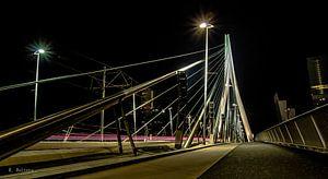 Erasmusbrug Urban Rotterdam
