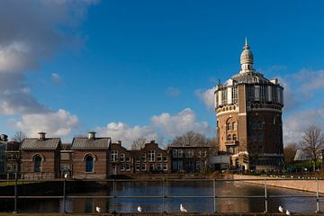 Rotterdam von Brian Morgan