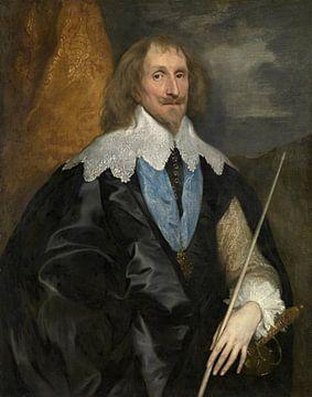 Philip Herbert, 4e comte de Pembroke, Anthony van Dyck sur