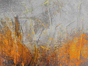 Abstracte digitale kunst 1/2020 van Gabi Hampe