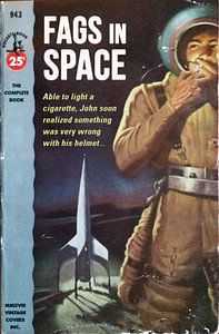 Fags in Space