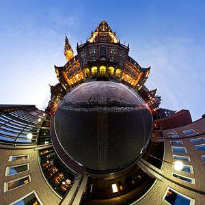 Planet Academy-building Groningen