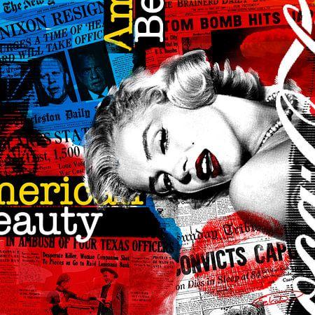 American Beauty 2 von Waskracht Ontwerpers
