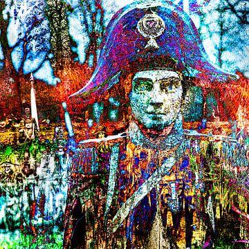 La bataille de Waterloo sur 2BHAPPY4EVER.com photography & digital art