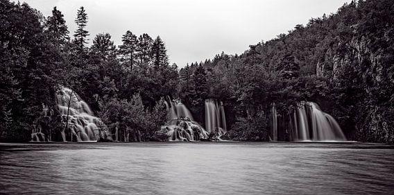 Plitvice watervallen van Richard Guijt