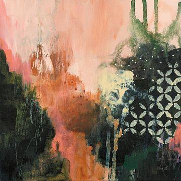 Abstracte lagen ik, Laura Horn van Wild Apple