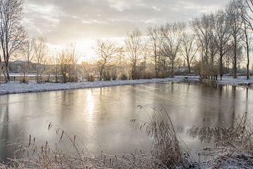 Sneeuw en ijs van Marco Bakker