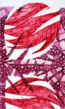 Der Ursprung einer Tulpe von Godelieve Kunst