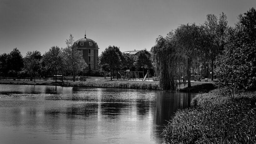 Kapelle am Wasser von Danny Vroemen