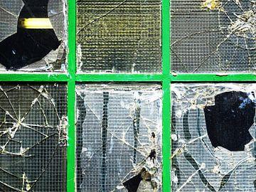 Urban Abstract 311 van MoArt (Maurice Heuts)