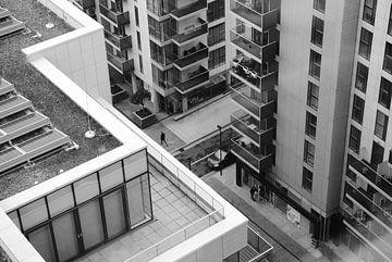 London - Wohnsitz von Maurice Weststrate