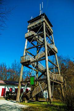 Luisenturm Borgholzhausen uitkijktoren van Norbert Sülzner