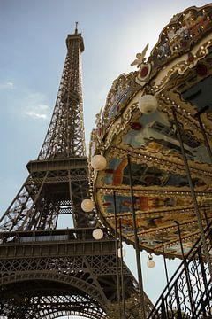 Tour de Eiffel von Petra Brouwer