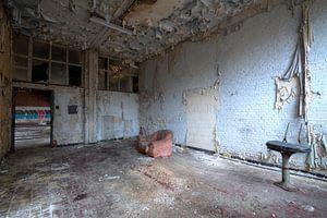 Urbex: Remise Monceau, Belgien
