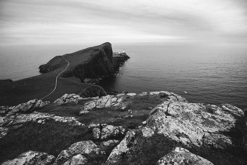 Neist Point Lighthouse van Katrin Friedl