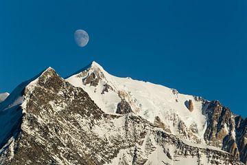 De andere kant van de Mont Blanc van Jc Poirot