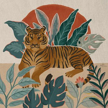 Big Cat Beauty III, Janelle Penner van Wild Apple