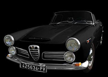Alfa Romeo 2600 Spin van aRi F. Huber