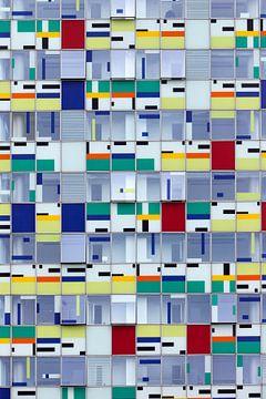 Kleurrijk wonen van Huub Keulers