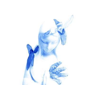 Delftsblauwe Maria - 21 van Mariska van Vondelen