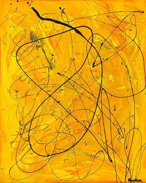 72 Vortex 19 Messengers In Transition I von ANTONIA PIA GORDON