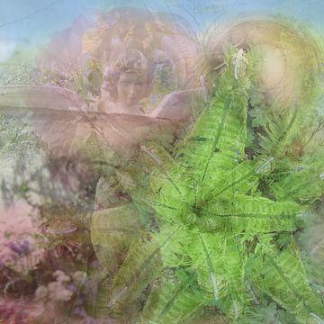 Nieuw Leven van een Engel  van Hiske Kamminga