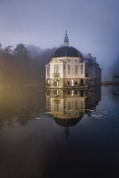 Landhaus Trompenburgh in 's-Graveland von Frans Lemmens