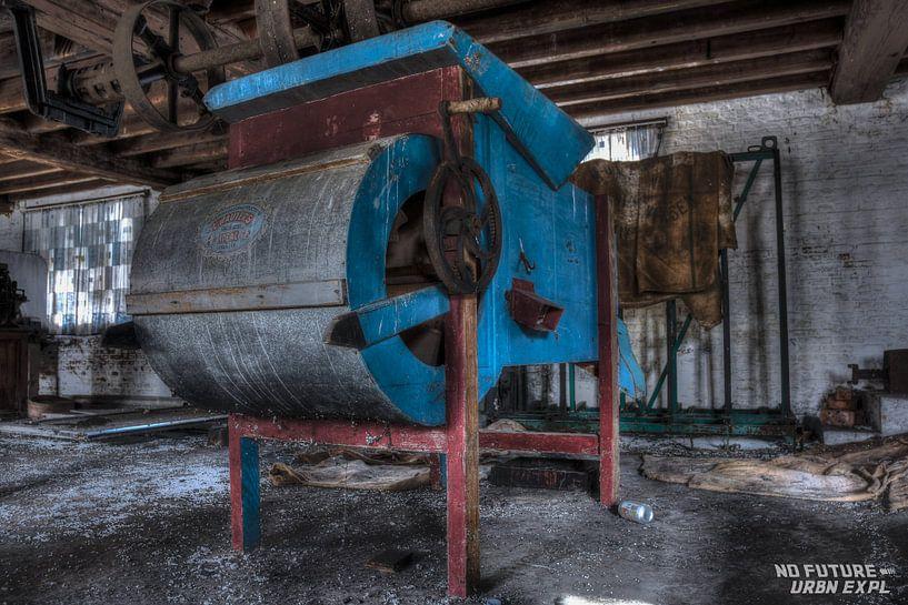 Urbex: Alte Mühle von Jarno De Smedt
