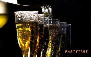 Partytime #2 von Norbert Sülzner