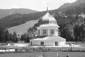 Oostenrijk 2012: rusttuin