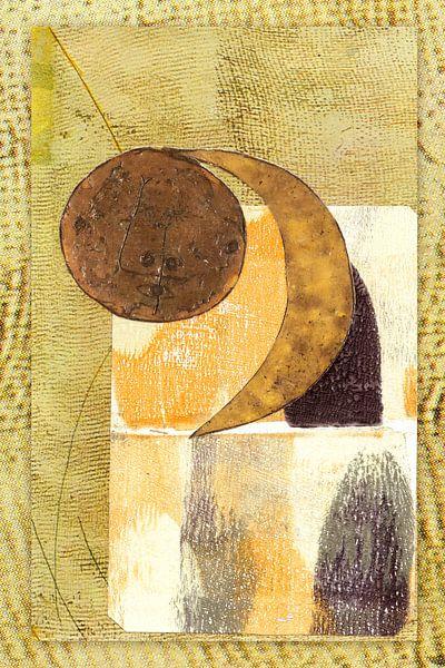 zon maan zen van Hella Kuipers