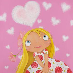 De Prinses is verliefd! van