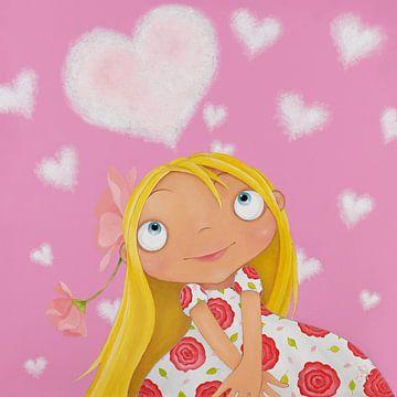 La Princesse est dans l'amour! sur Rita Vjodorowa