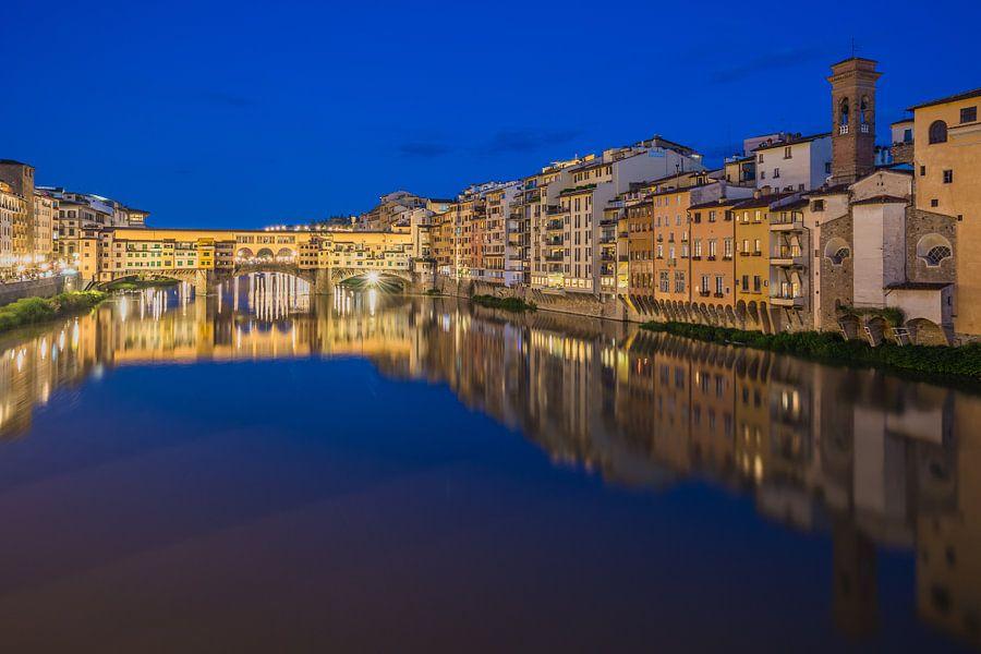 Ponte Vecchio van Jeroen de Jongh