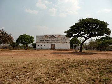 'Winkel', Makuti- Zimbabwe van Martine Joanne