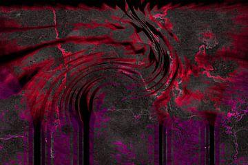 abstract concept : het breken van de grenzen van Michael Nägele