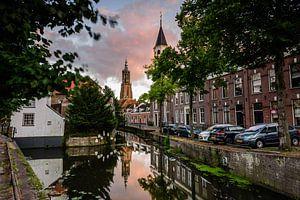 Lange Jan en Elleboogkerk, Amersfoort van