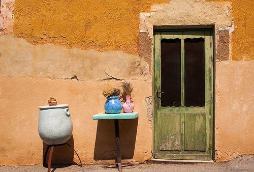 Roussillon - Provence van