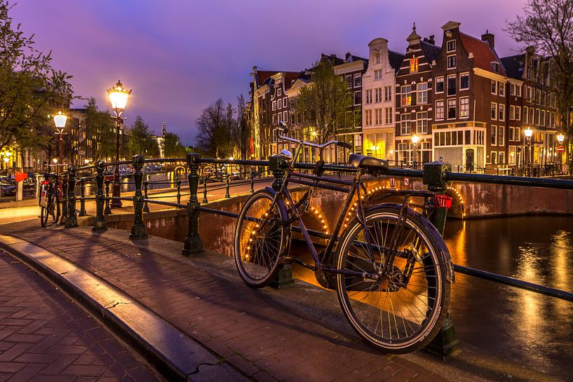 The Bike and the City van Marc Smits
