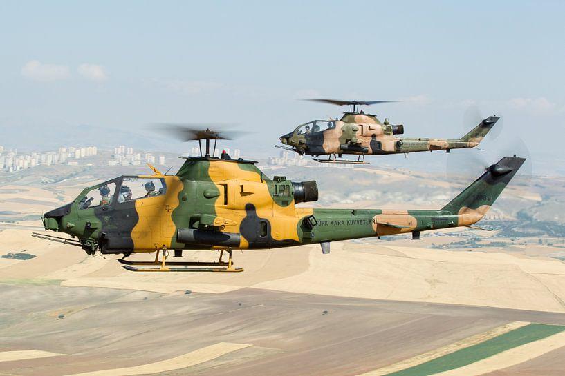 Turkse Landmacht AH-1 Cobra van Dirk Jan de Ridder