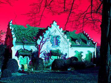 Fantasy Haus van Eveline Ketterer