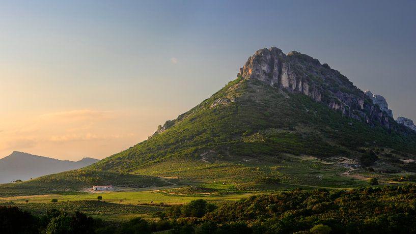 Sardinian Valley van Mark Leeman